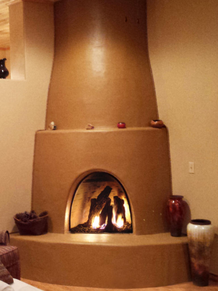 Awesome Santa Fe Kiva Fireplace Kit Interior Design Ideas Oteneahmetsinanyavuzinfo